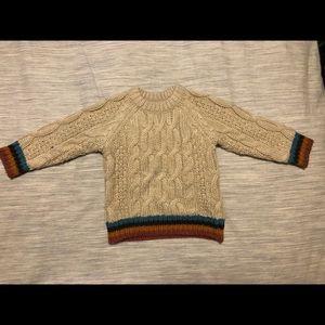 Zara baby knit